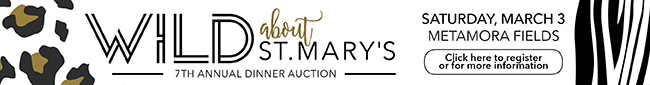 St. Mary's Auction Banner_2018